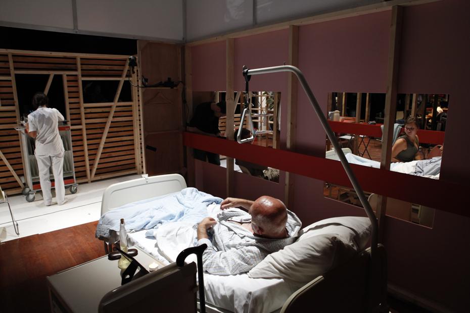 Intensive care 3 a.m.